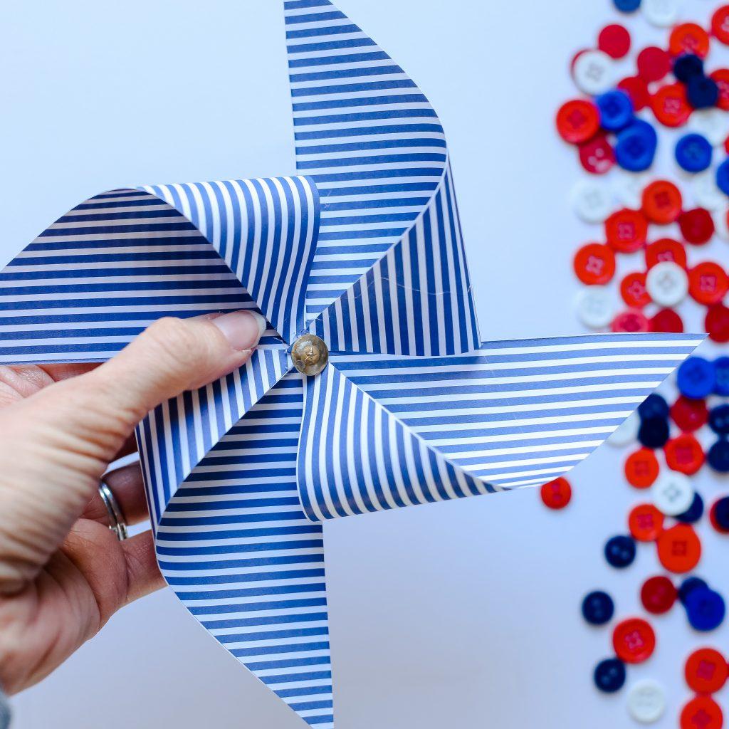 Patriotic pinwheels 11