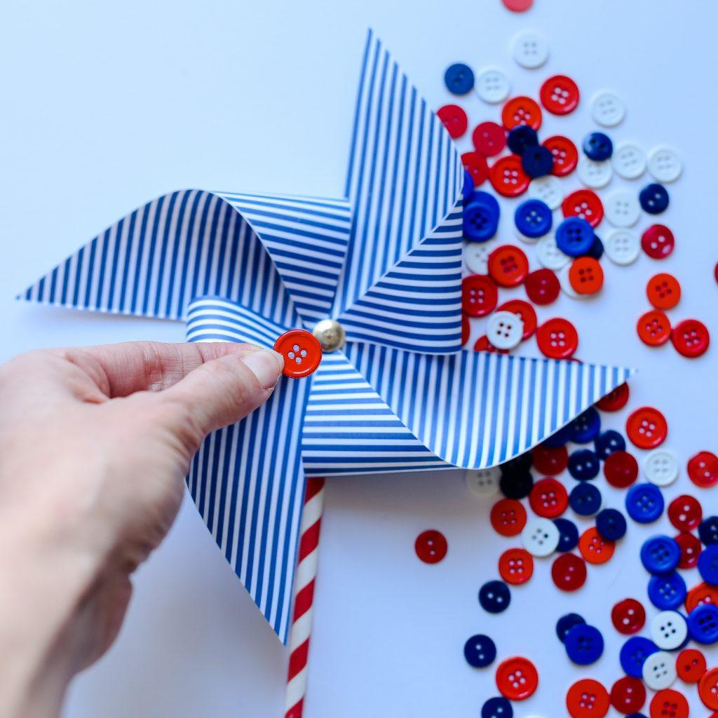 Patriotic pinwheels 14
