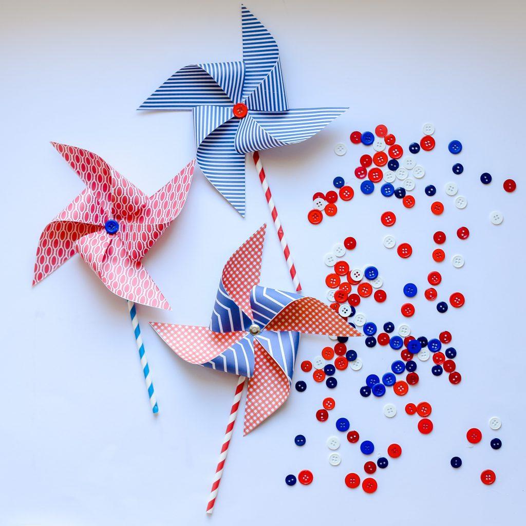 Patriotic pinwheels 15
