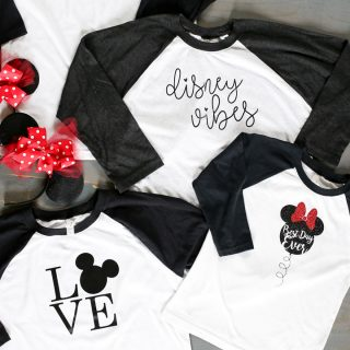 Diy disney tee tshirt make your own 4