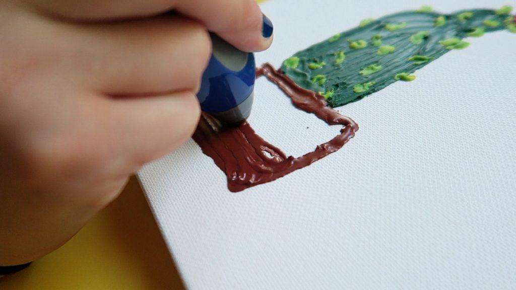 Crayon melter 2