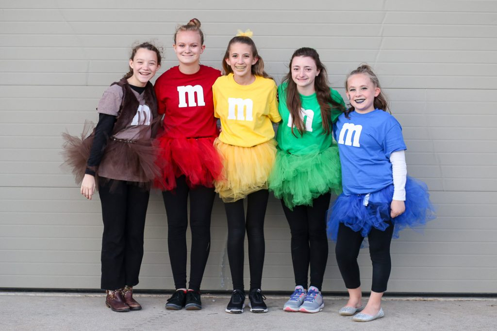 Group costume 1