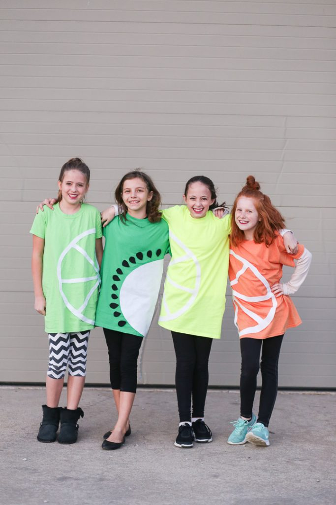 Group costume 5