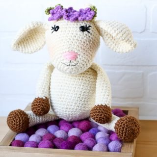 Crocheted Goat Pattern