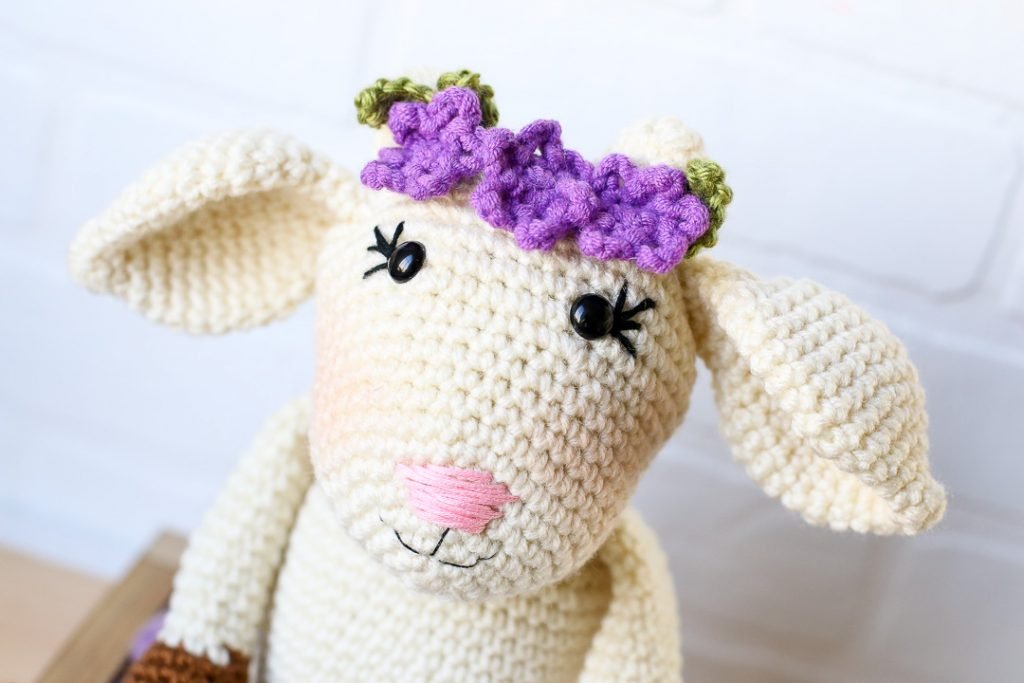 Crochet ... Amigurumi: Billy Goat - crochet - #Amigurumi #Billy ... | 683x1024