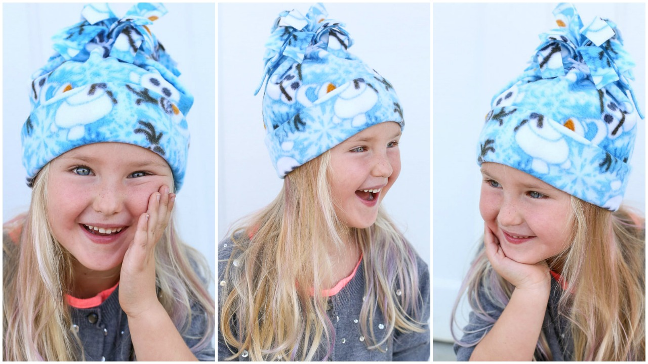 Child Fleece hat