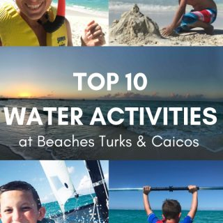 Top 10 water activities at beaches turks and caicos