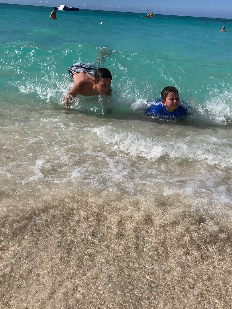 Turks and caicos water sports ideas 23
