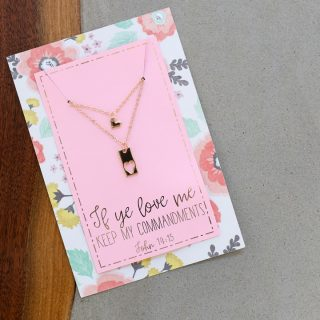 Necklace card 1