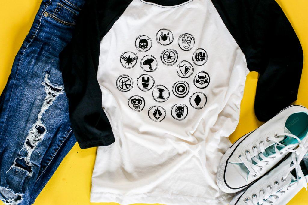 Avengers tshirt idea svg 5
