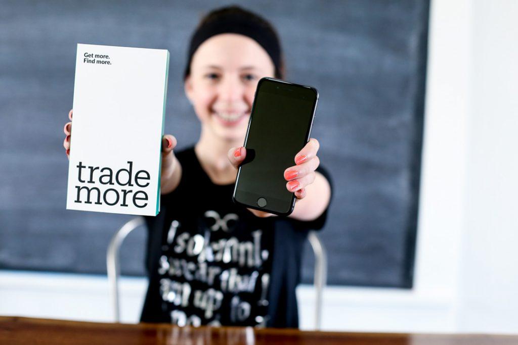 Trademore phone 1
