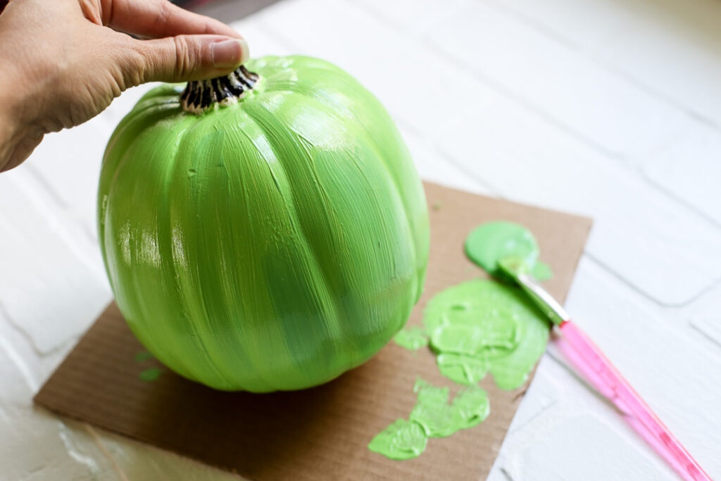Cactus pumpkin 3