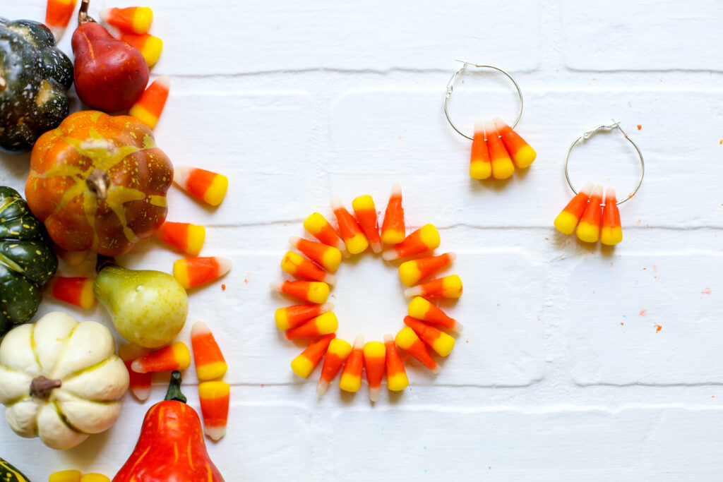 Candy corn craft idea 22