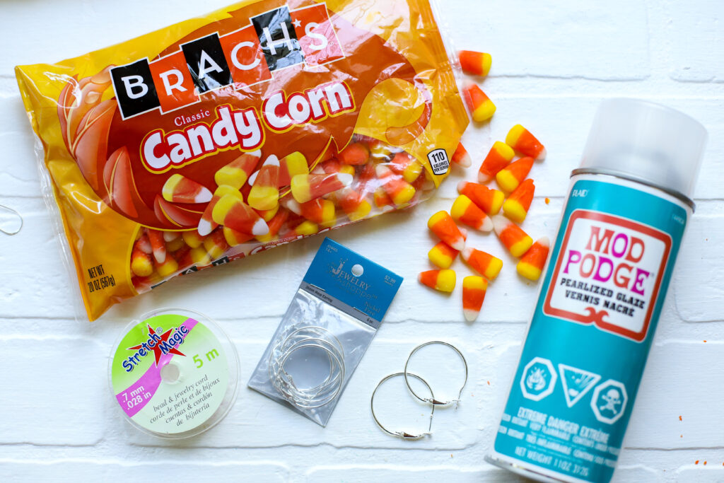 Candy corn craft idea 3 1