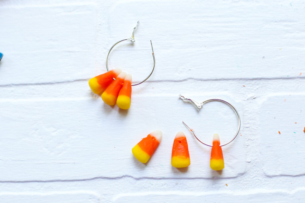 Candy corn craft idea 6