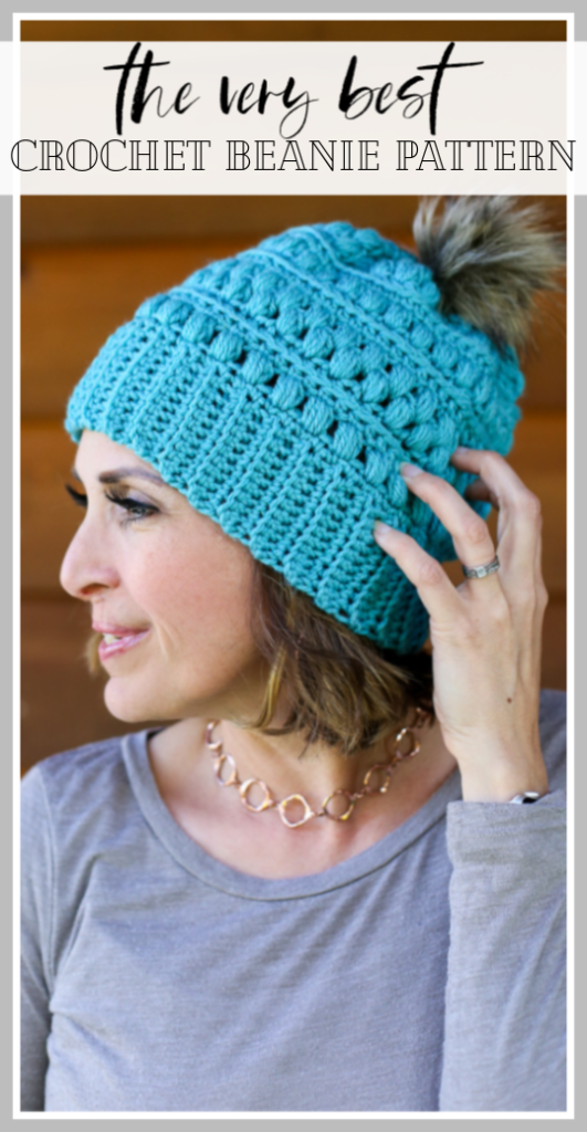 Best crochet beanie pattern