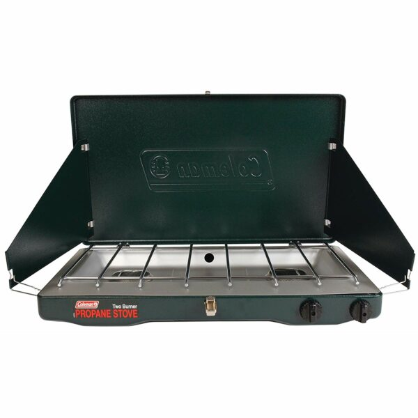 Coleman classic camp stove 2