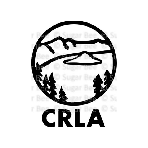 Crater Lake National Park Cut File Logo Sugar Bee Crafts