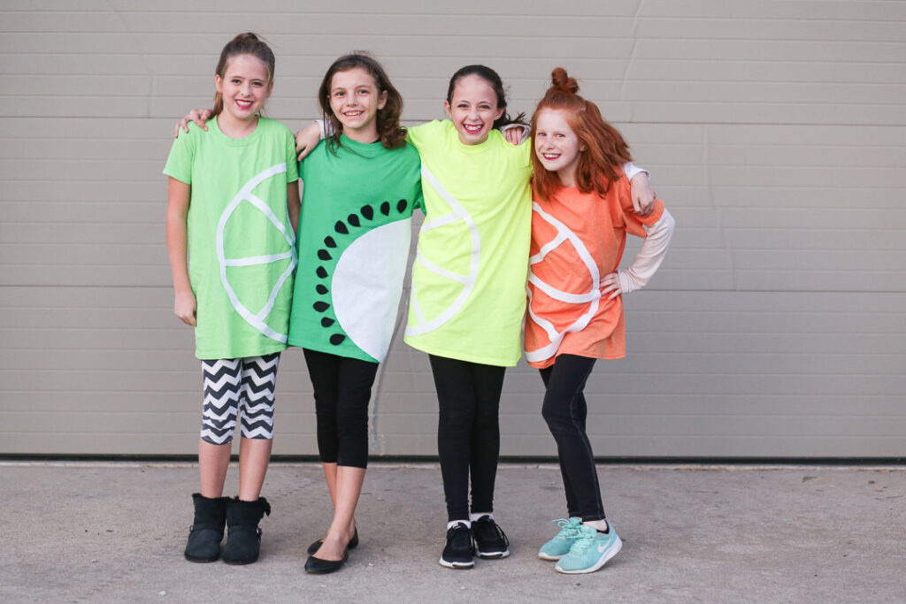 Group costume 4