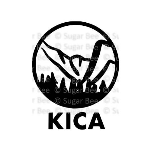 Kings canyon national park circle logo watermark