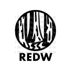 Redwoods national park circle logo watermark
