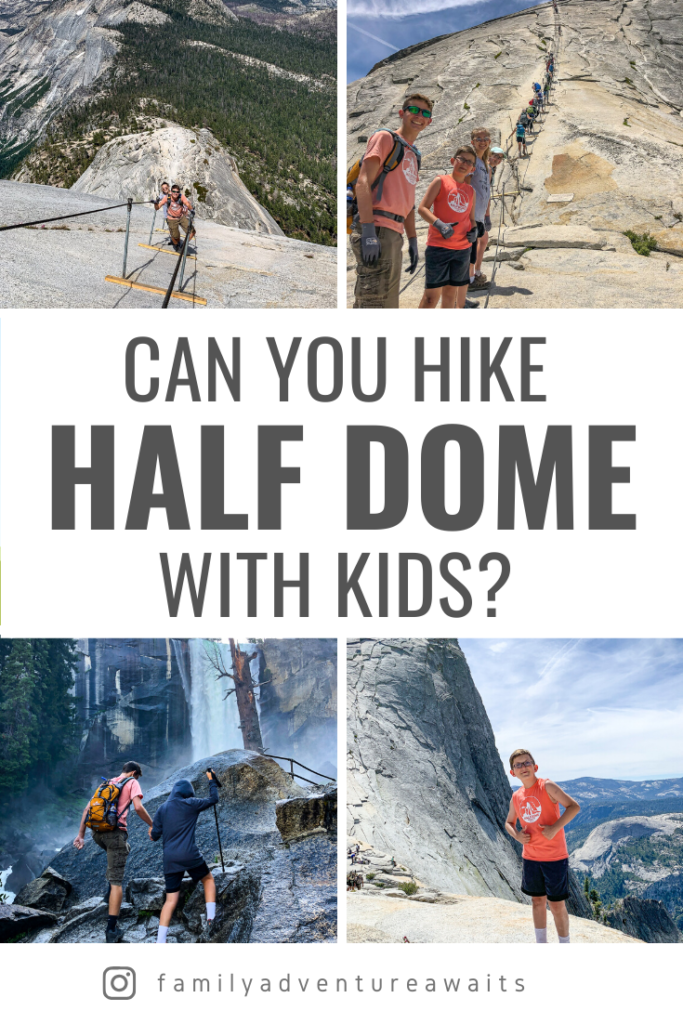 Copy of hake half dome with kids 2
