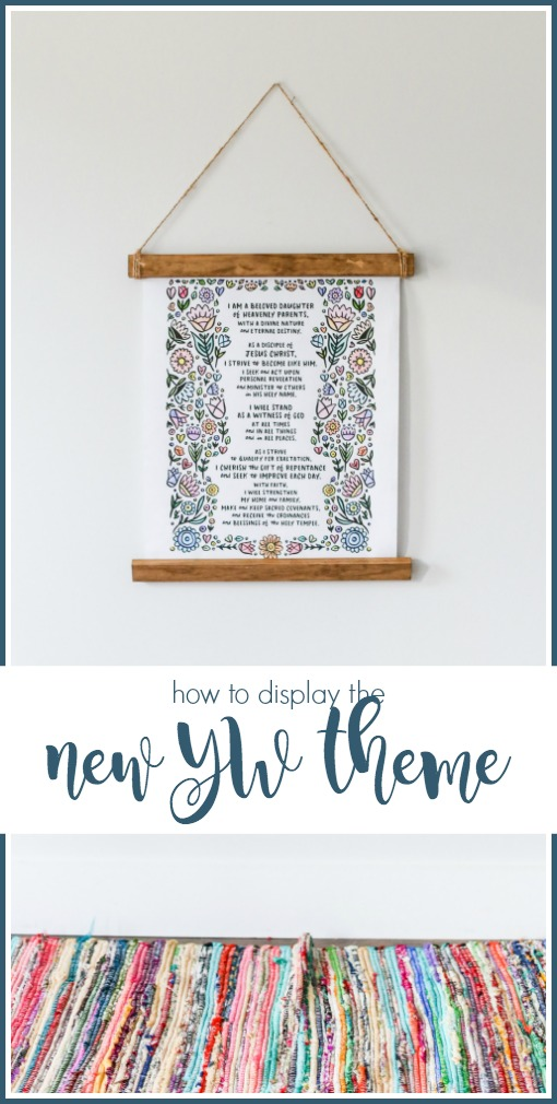 Display the new yw theme
