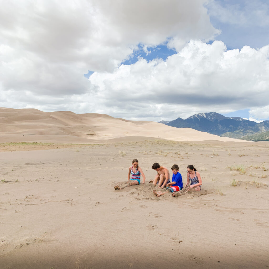 Great sand dunes national park 4