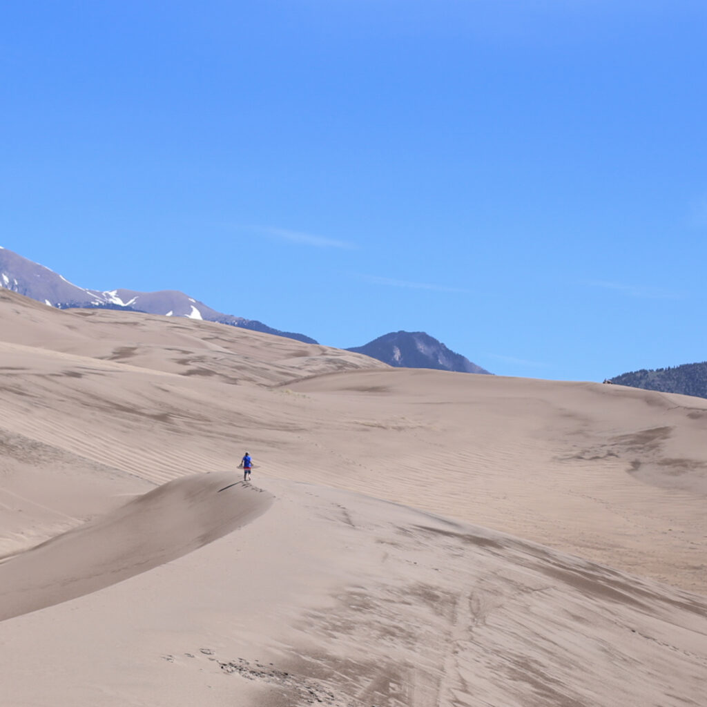 Great sand dunes national park 5