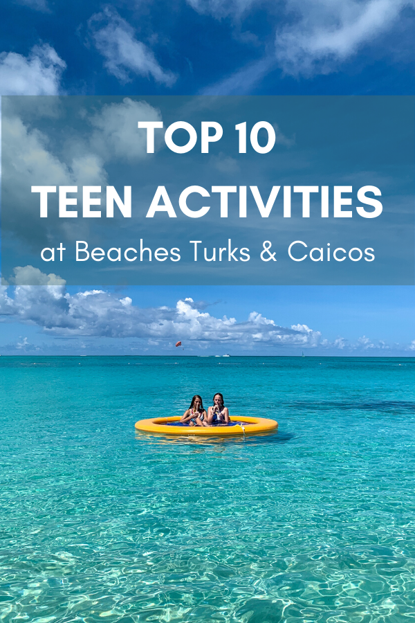 Teen activities at beaches turks and caicos 2
