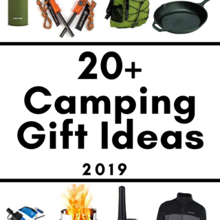20 camping gift ideas