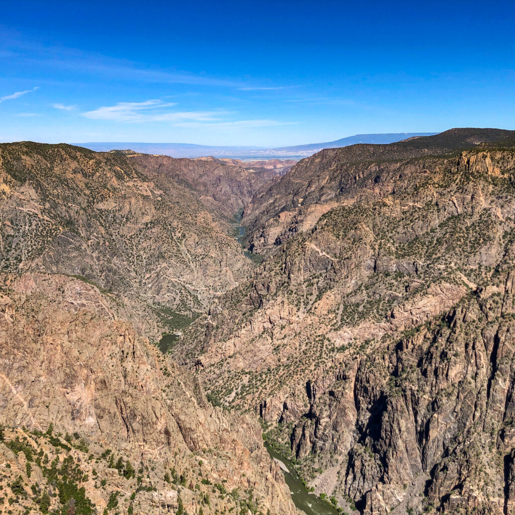 Black canyon of the gunnison 05
