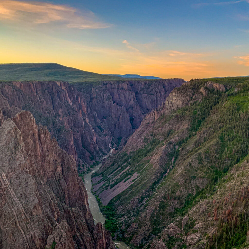 Black canyon of the gunnison 10