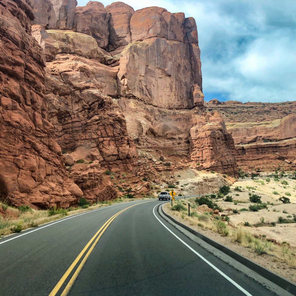 Arches national park road trip 2