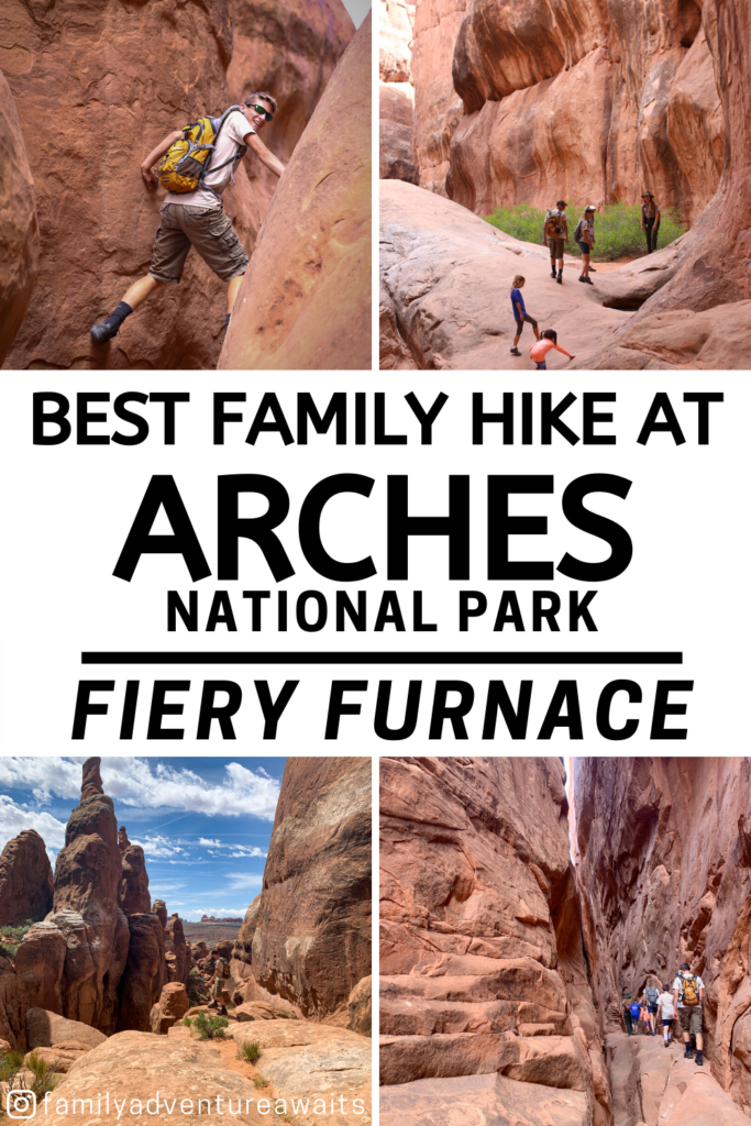 Best family hike at arches fiery furnace 2 1