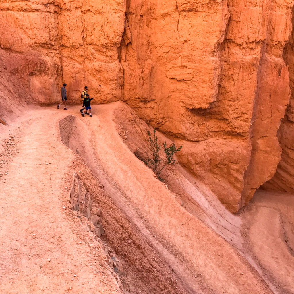 Bryce canyon national park hike 09