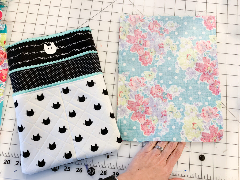 Diy ipad case sewing project 10