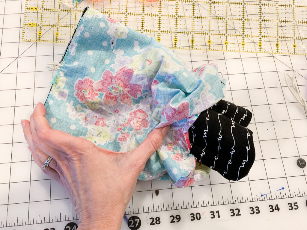 Diy ipad case sewing project 14
