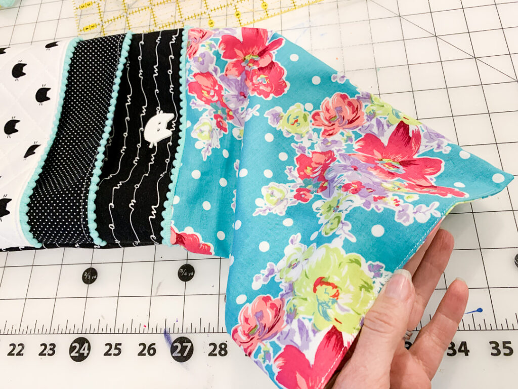 Diy ipad case sewing project 15