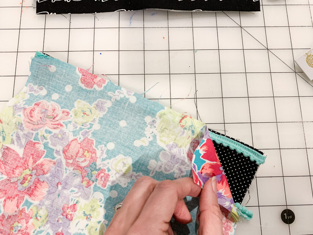 Diy ipad case sewing project 5