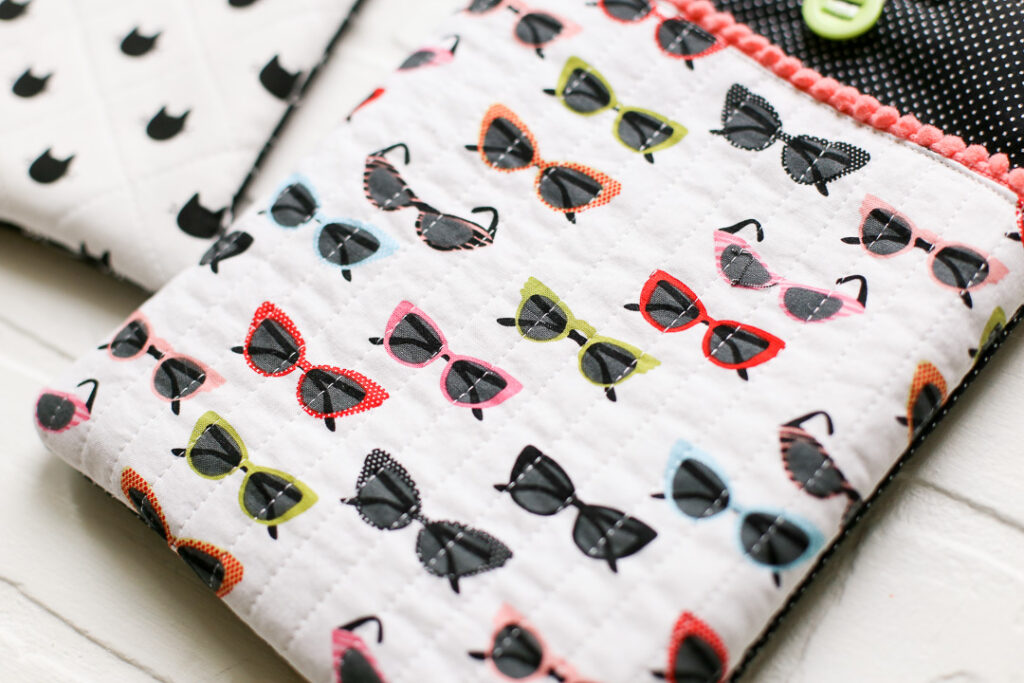 Diy ipad pouch sewing project 5