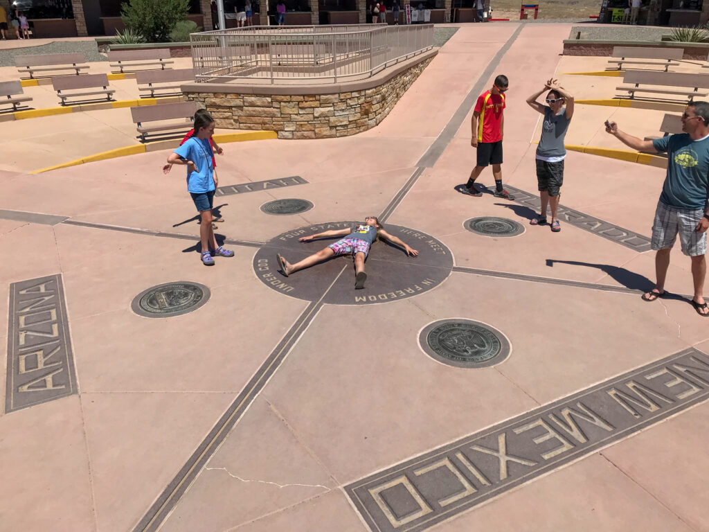 Four corners monument 1 1
