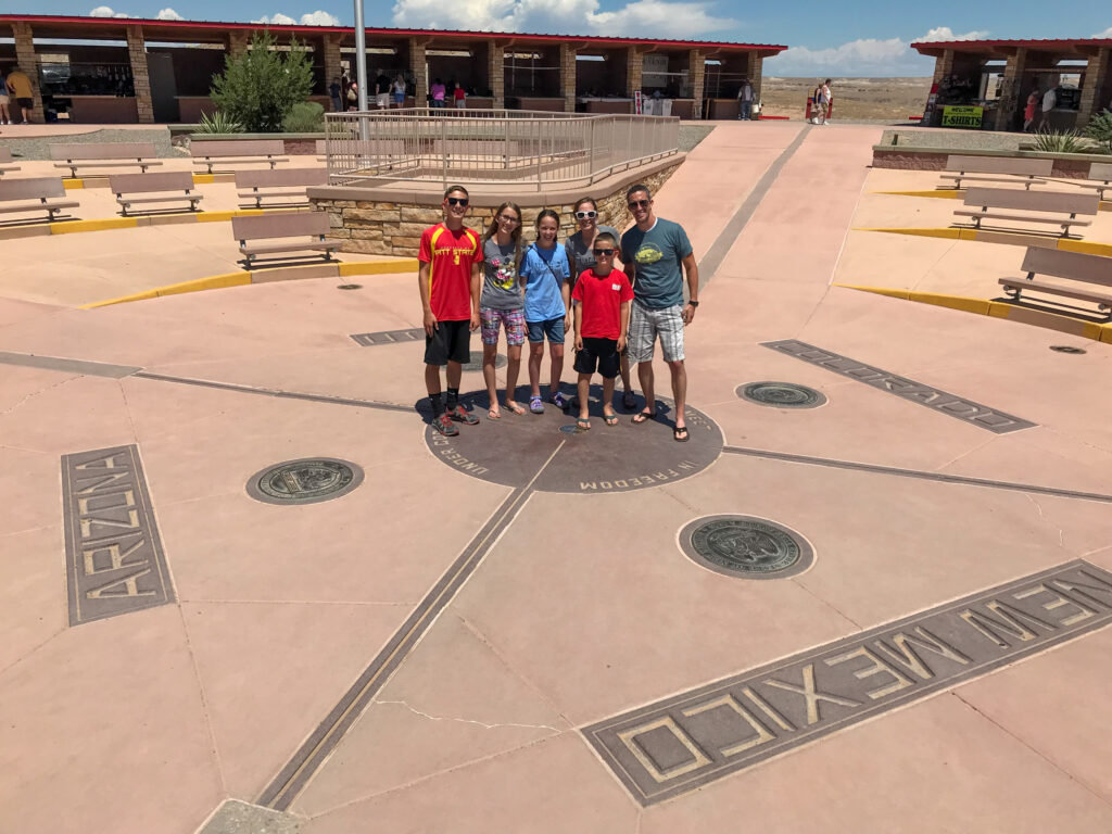 Four corners monument 2 1