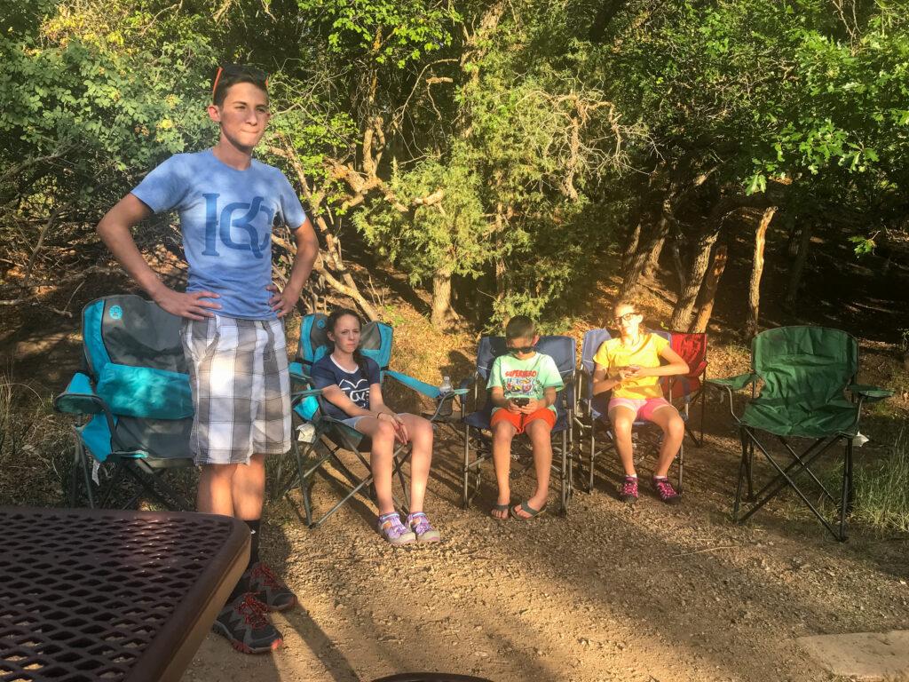 Mesa verde national park camping 01