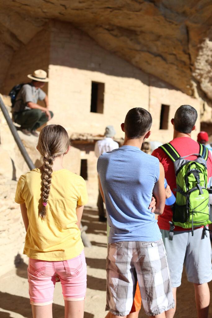 Mesa verde national park camping 12