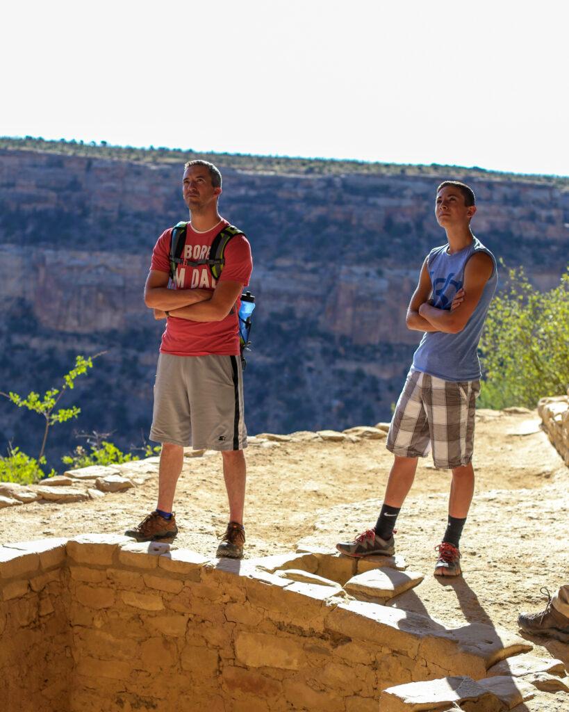 Mesa verde national park camping 14