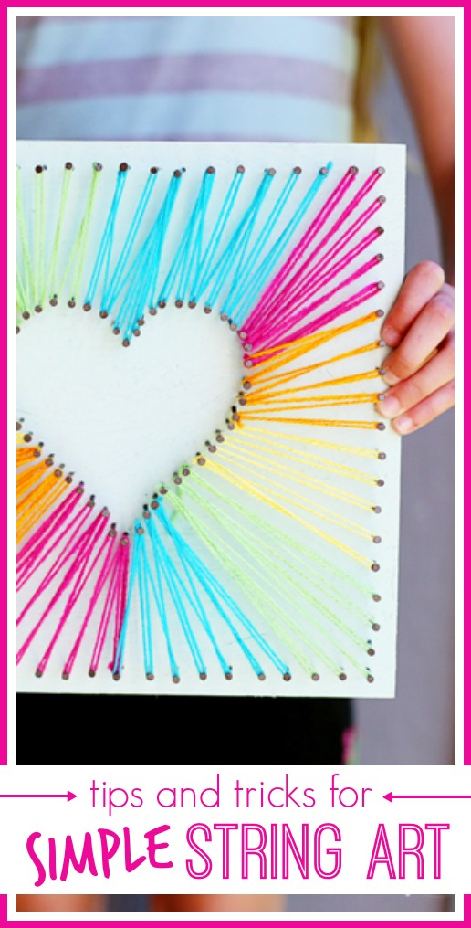 Tips and tricks for simple string art ideas 3