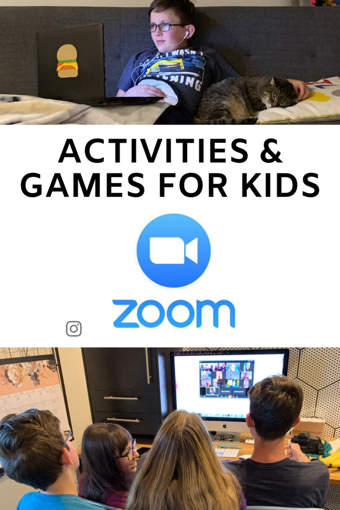 Zoom games for kids and students