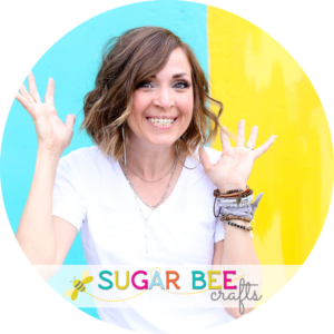 Sugar bee crafts headshot