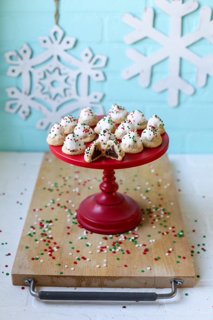 Hershey kiss cookies 6